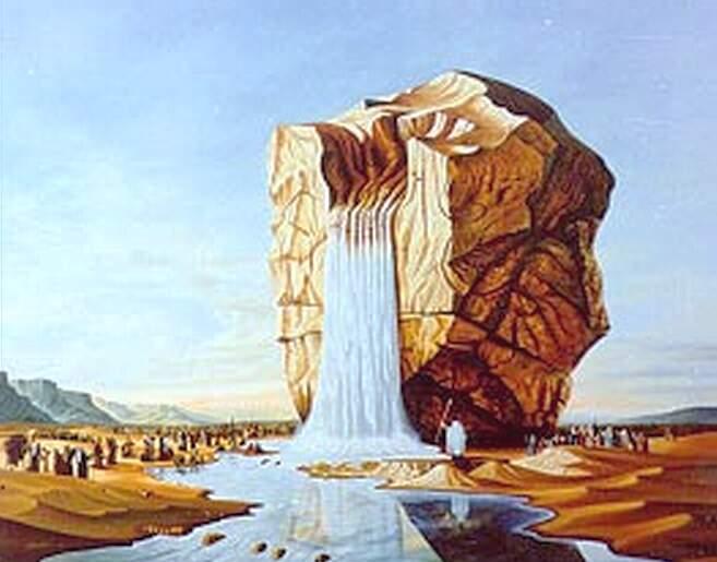 de meereizende rots steffens